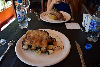 La Coqueta- Cocina a las brasas