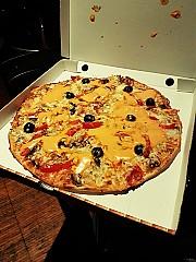 Pizza Heimservice