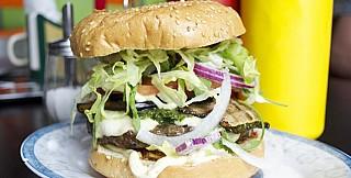 Burger für Burger