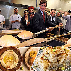 Paramount Lebanese Kitchen - First Canadian Place